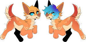 Adopt auction- OPEN! Sunsand by MangoKoi