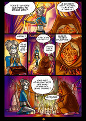 L'ange, le Loup et La Foret -page 21 by MayVig