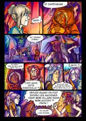 L'ange, le Loup et La Foret -page 23 by MayVig