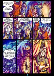 L'ange, le Loup et La Foret -page 25 by MayVig