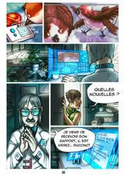 L'ange, le Loup et La Foret -page 32 by MayVig