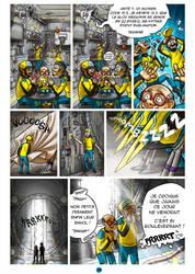 L'ange, le Loup et La Foret -page 34 by MayVig