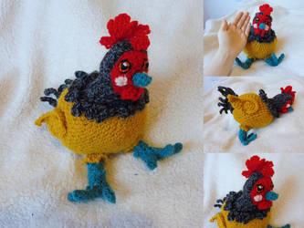 Handmade Crochet Crawford by MayVig