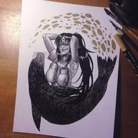 InkTober Day 23 -Juicy- by MayVig