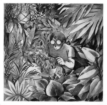 The Herbalist by MayVig