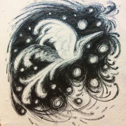 InkTober Playlist Day 8 by MayVig