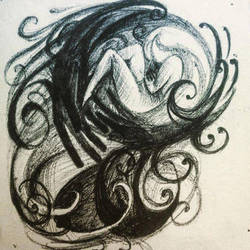 InkTober Playlist Day 14 by MayVig