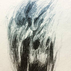 InkTober Playlist Day 23 by MayVig