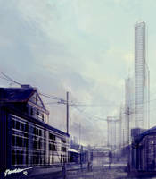 The District by VincentiusMatthew