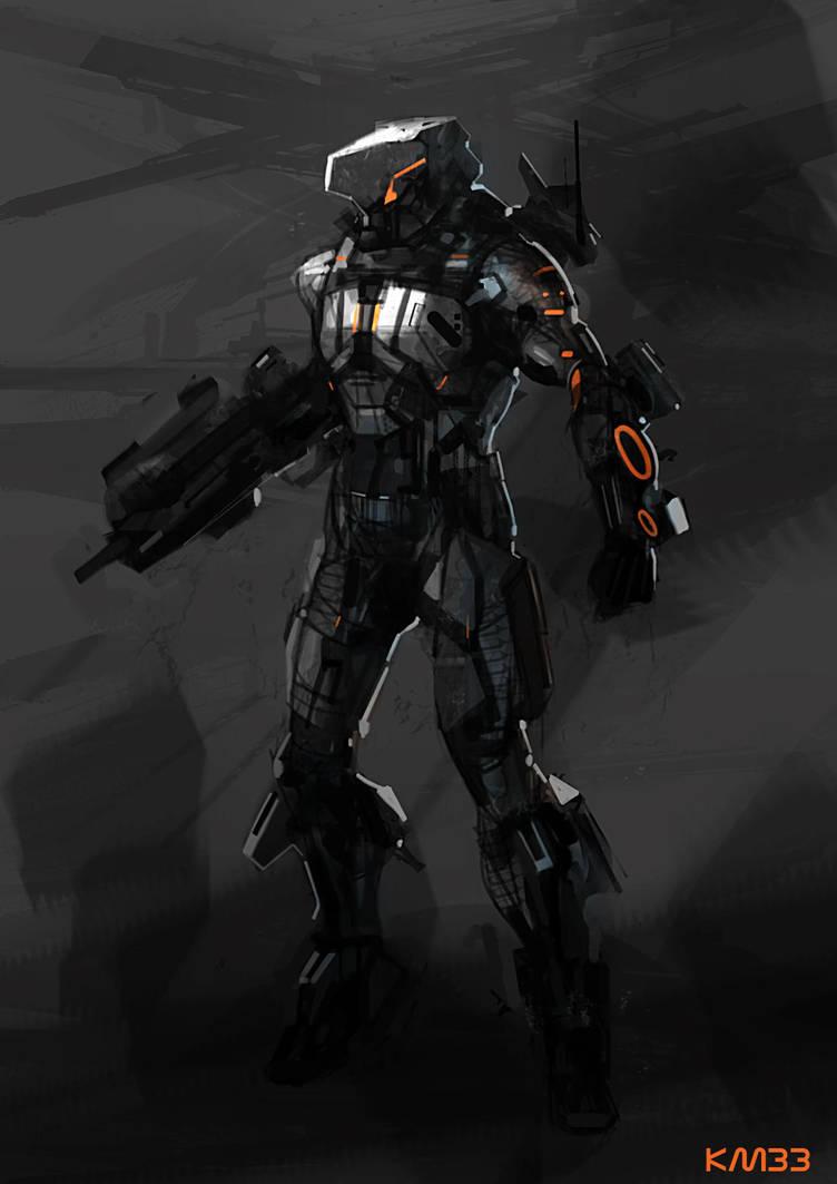 Suit Concept by VincentiusMatthew