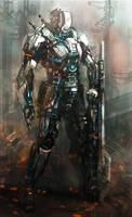 Rifleman Concept by VincentiusMatthew
