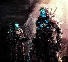 Army of Two by VincentiusMatthew