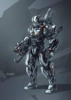 Centurion by VincentiusMatthew
