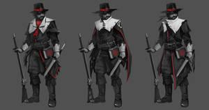 Project Black Air: Puritan Concept by VincentiusMatthew