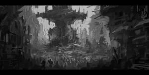 Babel Concept by VincentiusMatthew
