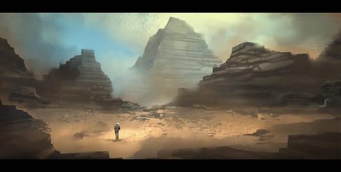 Pilgrimage by VincentiusMatthew