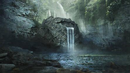 Forest Stuff by VincentiusMatthew
