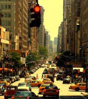 big city life by franciszkaxD