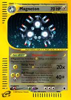 Magneton Fake Card by icycatelf