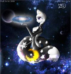 Galaxy Keeper by Reaux-D