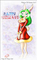 Happy Holidays by Reaux-D