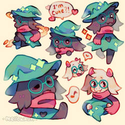 + rALSEI + by MellowKun