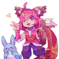 + mobile legends thing of nana + by MellowKun