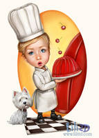 Le Chef by d-liliane