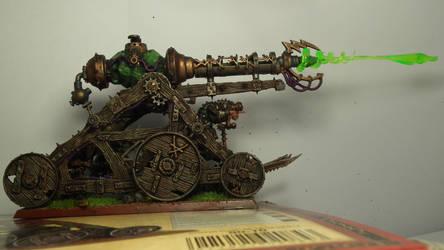 Warp Lightning Cannon by RennardFuchs