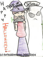 Happy Halloween 2004 by Masked-Muggle