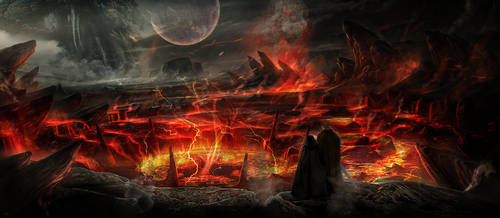Lords of Volcanoes by alessonrenato