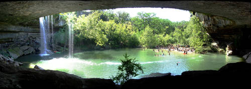 Hamilton Pool Pan by robertdelarosa