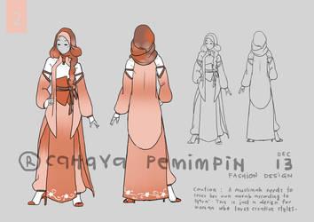 Muslimah Fashion D2 by cahaya-pemimpin