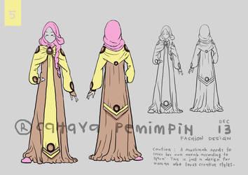 Muslimah Fashion D5 by cahaya-pemimpin