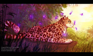 Amur Leopard's Jungle Holiday by frisket17