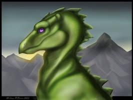 05 - Pern: Green Xhuryth 1 by frisket17