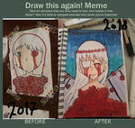 Draw this again Meme by Wind-Master13