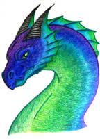 Sea Dragon by xTheDragonRebornx