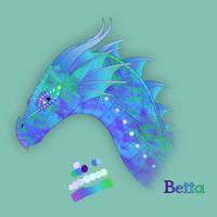 Betta by xTheDragonRebornx