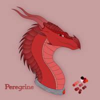Peregrine by xTheDragonRebornx