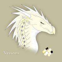 Venom by xTheDragonRebornx