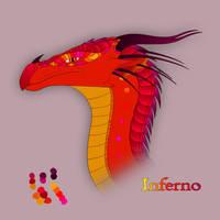 Inferno by xTheDragonRebornx