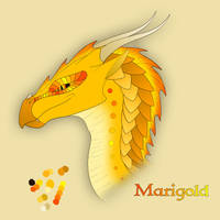 Marigold by xTheDragonRebornx