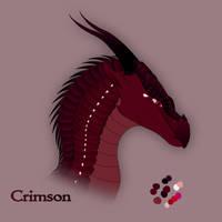 Crimson by xTheDragonRebornx