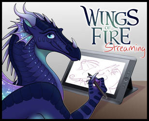 Wings of Fire Draw Streaming OFFLINE by xTheDragonRebornx