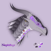 Nephthys by xTheDragonRebornx
