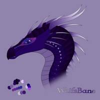 Wolfsbane 2.0 by xTheDragonRebornx