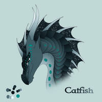 Catfish by xTheDragonRebornx