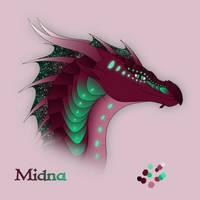 Midna by xTheDragonRebornx