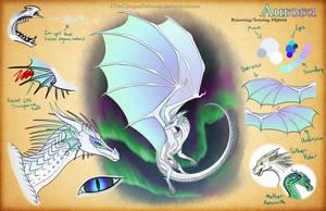 Aurora Reference Sheet by xTheDragonRebornx